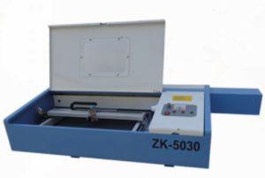 Laser Cutter Area taglio 50x30 cm Incisione, taglio e marcatura